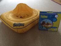Childs Swim Trainer Inflatable Seat