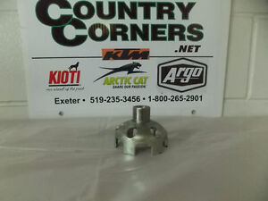 USED 2006 ARCTIC CAT TBX 500 ROPE RECOIL PULL STARTER BASKET