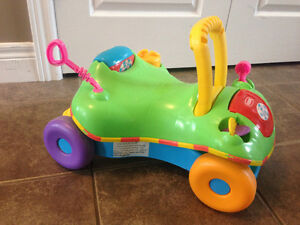Playschool riding/walking toy