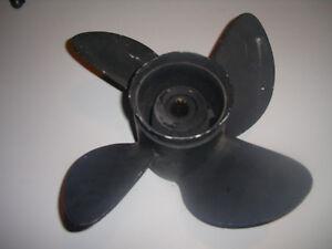 4 blade propeller, QRJ2-17P