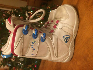 Snowboard boots girls size 2 Firefly