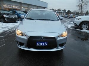 2015 Mitsubishi Lancer SE CVT Peterborough Peterborough Area image 9
