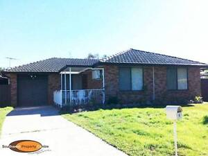 FRESHLY PAINTED 3 BEDROOM HOME - OPEN FOR INSPECTION Glenfield Campbelltown Area Preview