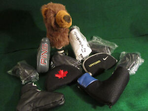Assorted Putter Covers - VGC