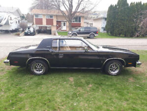 1980 Cutlass Supreme