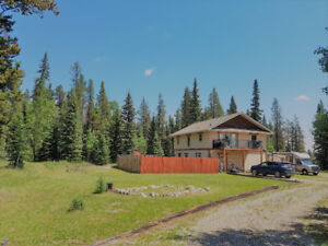 Tranquil Gem on a Private Acreage near Calgary.