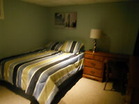 Renovated 1 bedroom basement suite St Vital area