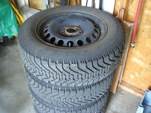 pneus d'hivers