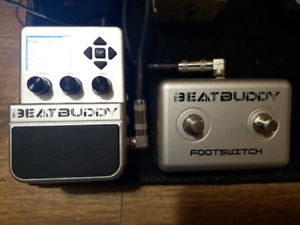 Beat Buddy Drum Machine Pedal for sale