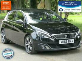 image for Peugeot 308 2.0 BlueHdi GT Line Automatic**£20 TAX**1 OWNER**FSH**NAV**B/TOOTH