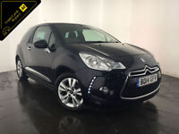 2014 CITROEN DS3 DSTYLE E-HDI DIESEL 1 OWNER FINANCE PX WELCOME