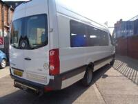 VW CRAFTER MINI BUS 2012, LOW MILES