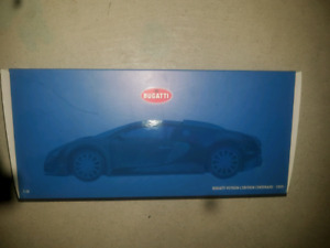 1/18 Buggati Veyron L'editon Centenaire RARE