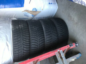 Winter used tires for sale