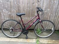 Apollo CX 10 ladies trial bike serviced ready to ride