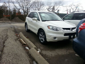 ACURA RDX 2007 TURBO/ TECH PACKAGE