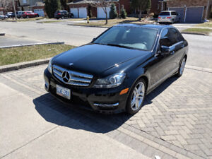 Mercedes Benz C300 4Matic. Finance take-over or buy it out right