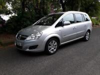 Vauxhall Zafira 1.9CDTi 16v ( 150ps ) Design 7 Seats