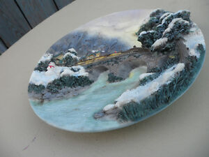 Collector Plate 3D Image $20. Prince George British Columbia image 3