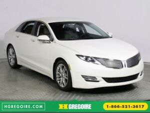 2013 Lincoln MKZ ECOBOOST AUTO A/C CUIR TOIT MAGS