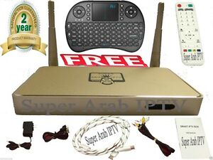 SUPER ARABIC IPTV , ARABIC TV BOX 2 YEARS