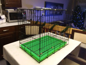 Cage chien moyenne