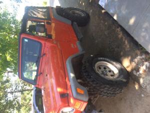 2005 Jeep Tj  $ 6400