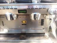 Classe 8 Espresso Machine by Rancilio