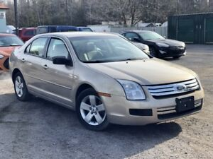 2006 Ford Fusion LOW KMS 2.3 I4 SE Power Group