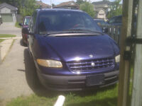 1999 Plymouth Grand Voyager - BLACK FRIDAY SPECIAL $450 !!!