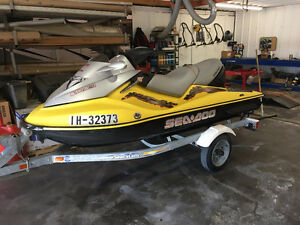 2003 SEA DOO GTX 185HP SUPERCHARGED