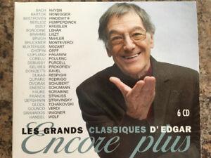 CD musique classique
