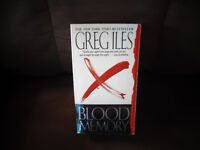Greg Iles - Blood Memory