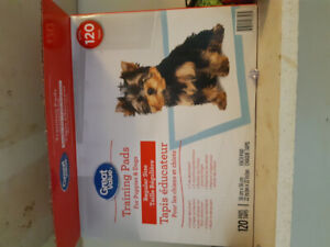 New large dog crate & puppy supplies