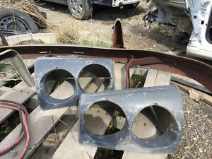 Older 1963 fiberglass body panels for sale