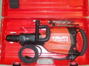 Concrete breaker Hilti TE1000-AVR