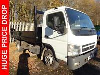 2011 FUSO Canter 75 DAY 7C15 Diesel white Manual