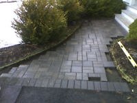 Landscaping & brickwork 10 years experience