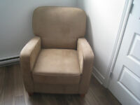 Fauteuil inclinable 1 place