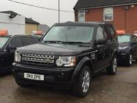2011 Land Rover Discovery 4 - 3.0 TDV6 Turbo Diesel XS 6 Speed Auto 4x4 4WD 7-Se