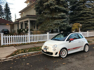 2013 Fiat 500 Abarth Coupé