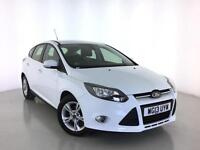 2013 FORD FOCUS 1.6 TDCi 115 Zetec Bluetooth GBP20 Tax 1 Owner Low Miles