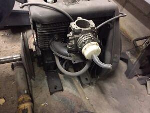 Koehler snowmobile engine 399cc  Windsor Region Ontario image 3