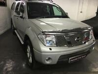 Nissan Navara 2.5dCi double Cab Pickup Outlaw,service history,just serviced