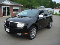 2008 Lincoln MKX - 3.5L V6 - ALL WHEEL DRIVE - NEW MVI - LOADED!