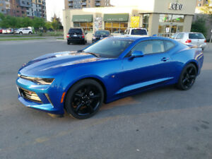 2017 Chevy Camaro lease takeover