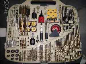Jeu accesoires perceuse/scie electrique (100 pieces) Zirconium