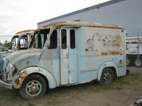 2 Divco Milk Trucks for sale