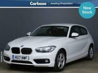 2017 BMW 1 Series 116d SE 3dr [Nav] HATCHBACK Diesel Manual