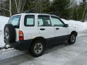 2001 Chevrolet Tracker Hatchback